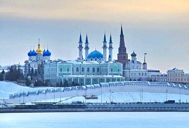 Туры в Казань, на выходные
