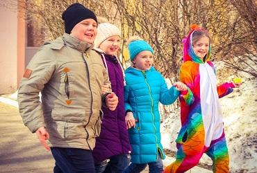 Детский лагерь Великое княжество